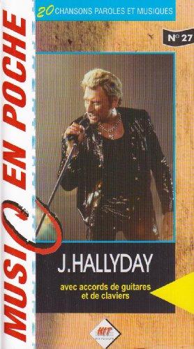 Hallyday avec accords de guitares et de ...