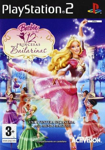 Barbie: 12 Princesas Bailarinas