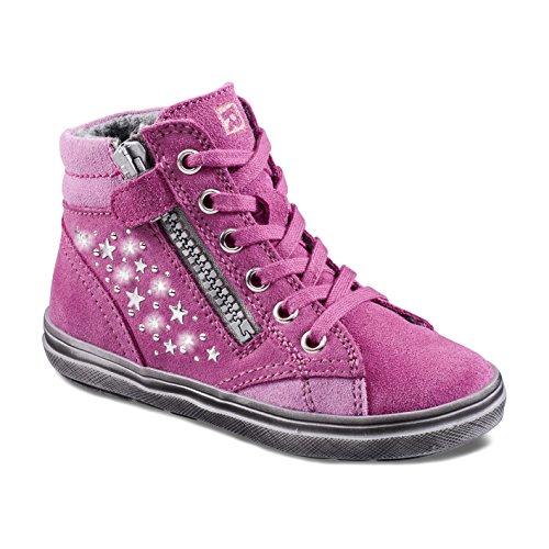 Richter Kinderschuhe Mädchen Blinki (Ilva) Derbys, Pink (Passion/Candy), 26 EU
