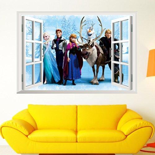pegatinas de pared infantiles dormitorio decoración Mural del hogar