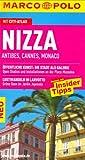 MARCO POLO Reiseführer Nizza, Antibes, Cannes, Monaco - Jördis Kimpfler und Muriel Kiefel