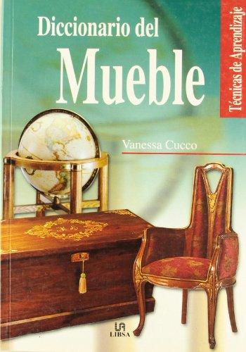 Diccionario del Mueble par Vanessa Cucco