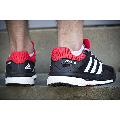 Adidas B40269, Running Homme Rouge