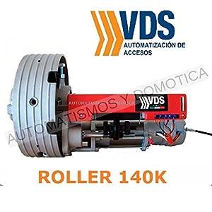 Motor-para-puerta-enrollable-VDS-Roll-140K-para-cierre-metalico-persiana-metalica-enrollable-hasta-140kg-de-peso-para-automatizar-puertas-de-garaje-o-persianas-comerciales
