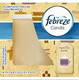 FEBREZE - KERZE - VANILLA LATTE WINTER COLLECTION - 1 STK - 100G