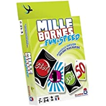 Mille bornes card game for Dujardin 1000 bornes