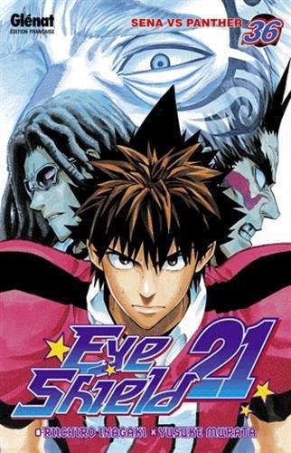 Eye Shield 21 Vol.36 par INAGAKI Riichiro