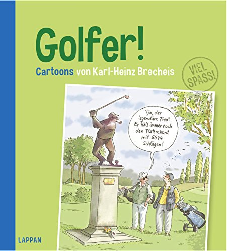 Golfer!: Cartoons