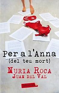 Per a l'Anna par Nuria Roca