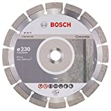 Bosch 2608602559 Disque à tronçonner diamanté expert for concrete 230 x 22,23 x 2,4 x 12 mm