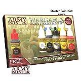 Set da Pittura per Principianti Army Painter Warpaints