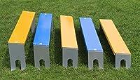 AGILITY Weitsprung pour chien Sport (5), orig. callieway® long Jump (sans Poteau d'angle)