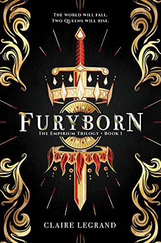 Price comparison product image Furyborn (Empirium Trilogy)