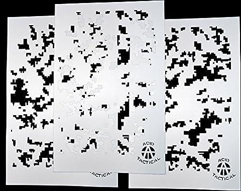 Acide tactique® Lot de 3–23cm x 35cm Acide tactique® Lot