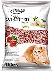 Emily Pets Cat Clumping Cat Litter Strawberry Fragrance 10L