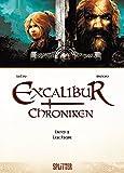 Excalibur Chroniken. Band 3: Luchar