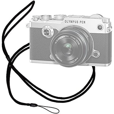 DURAGADGET Correa De Alta Calidad Con Sujección Al Cuello Ajustable Para Cámara Fujifilm X-T2 / Olympus PEN F