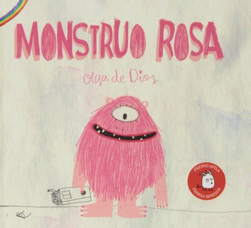 Monstruo rosa (Spanish Edition) by Olga de Dios Ruiz (2016-03-28)