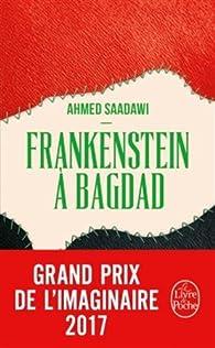 Frankenstein à Bagdad par Ahmed Saadawi