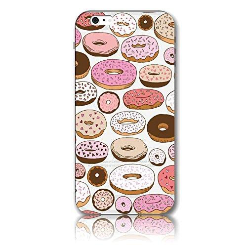 Cover per iPhone 5S, Custodia per iPhone 5 , Bonice Morbido TPU Rubber Silicone Cartoon Baffi Case per iPhone 5 5 SE+ 1x Protezione Dello Schermo Screen Protector - Bling model 08