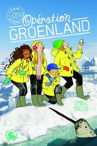 Team Aventure - Opration Groenland (T1)