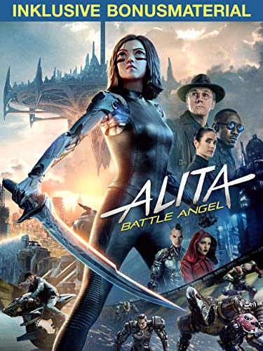 Alita: Battle Angel (inkl. Bonusmaterial) [dt./OV]