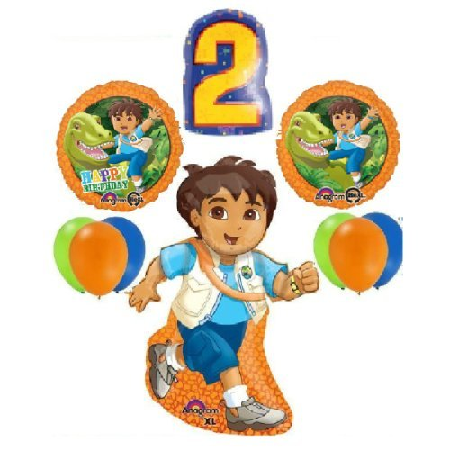 2ND SECOND birthday party supplies dora the explorer favors by Lgp ()