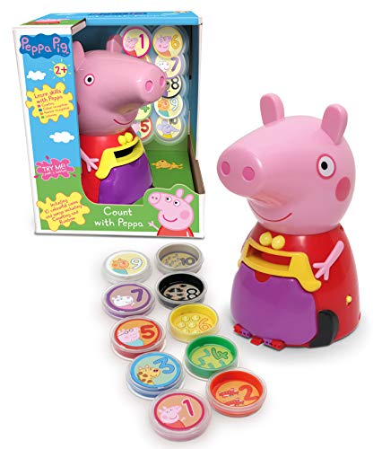 Peppa Pig PP11 Count with Peppa, Multi