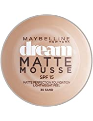 Maybelline Dream Matte Mousse Fond de Teint SPF15 30 Sand 18 ml