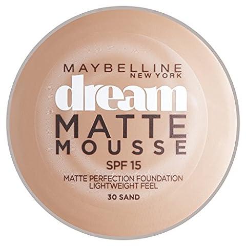 Maybelline Dream Matte Mousse Foundation 30 -
