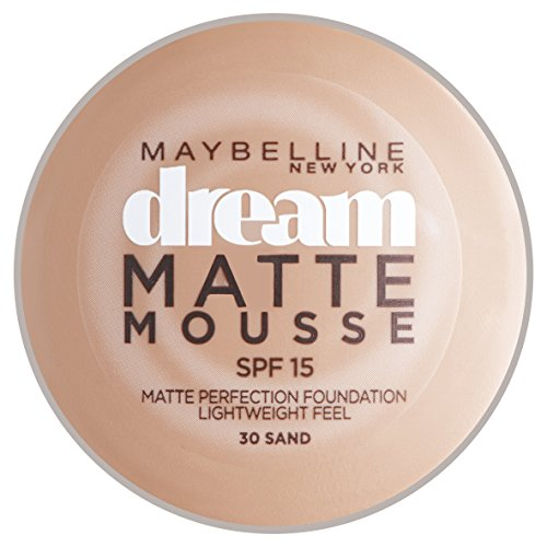 Maybelline Dream Matte Mousse Foundation 30 - Sand