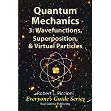 Quantum Mechanics 3: Wavefunctions, Superposition, & Virtual Particles (Everyone's Guide Series Book 15) (English Edition)