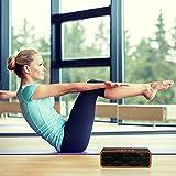 Wireless-Bluetooth-Speaker-Emopeak-S1-Outdoor-Stereo-Speaker-with-HD-Audio-and-Enhanced-Bass-Built-In-Dual-Driver-Speakerphone-Bluetooth-40-Handsfree-Calling-FMTF-Card-Slot