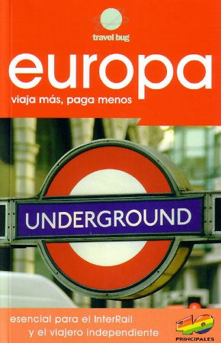 Descargar Libro (1) Europa - 2005 - guia travel bug interrail de Martin / Muñoz