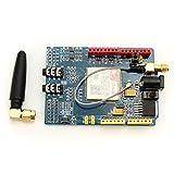 MYAMIA Sim800 Development Modul SMS Data Wireless Datenübertragungs Board mit Antenne