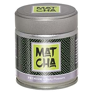 Wollenhaupt Bio Matcha Tee, 40g, 1er Pack (1 x 40 g)