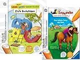 tiptoi Set - Mein Lern-Spiel-Abenteuer: Erste Buchstaben und Leserabe: Das tollste Pony der Welt - 9120049244577