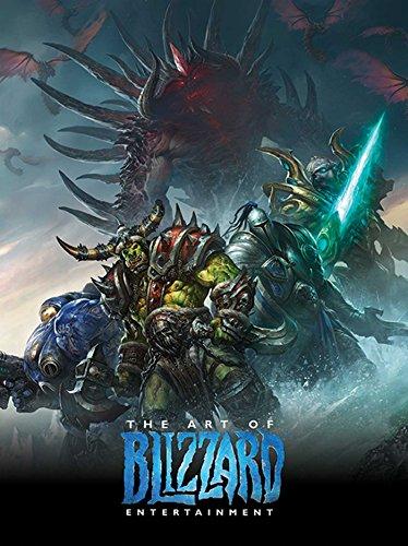 Art of Blizzard Entertainment por Nick Carpenter