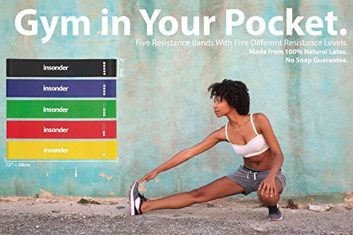 Zoom IMG-3 insonder elastiche fitness set di
