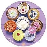 Die runden Bücher: Cupcakes: 60 Rezepte einfach und köstlich