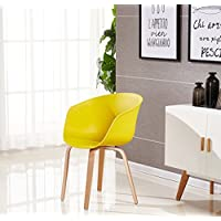 Amazon.co.uk: Yellow - Chairs / Living Room Furniture: Home & Kitchen