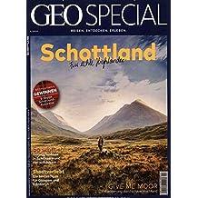 """GEO Special 4/2019 """"Schottland"""""""