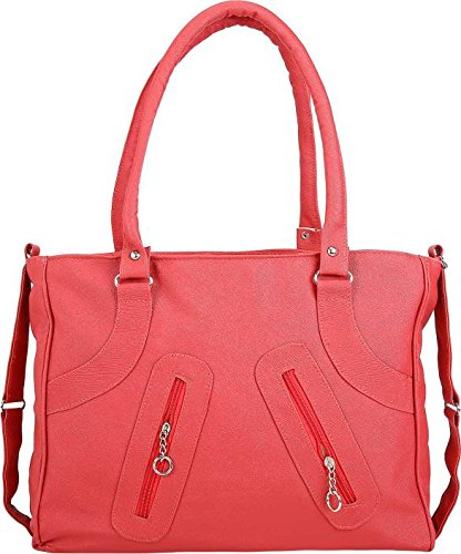 Taps Fashion Women's Handbag(Red,SLN-5)  available at amazon for Rs.239