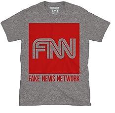 6TN Fake News Red Camiseta LXXFimssD