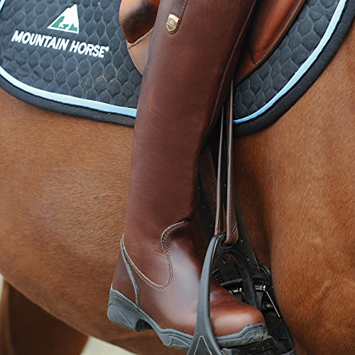 MOUNTAIN HORSE unisex Reitstiefel REGENCY HIGH RIDER braun regular/wide