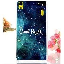 Prevoa ® 丨 LENOVO K3 NOTE (K50-T5) Funda - Colorful Silicona Protictive Funda Case para LENOVO K3 NOTE (K50-T5) 5,5 Pulgadas Smartphone - 3