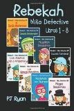 Best Libros para niñas de 8 años - Rebekah - Niña Detective Libros 1-8: Divertida Historias Review