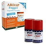 2 x 100 ml LyraPet IPERON + 2 x 100 ml Ardap Fogger Ungeziefer Vernebler 4 Räume