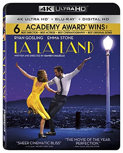La La Land [4K UHD + Blu-ray]