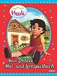 Heidi: Mein großes Mal- und Lernspiel...
